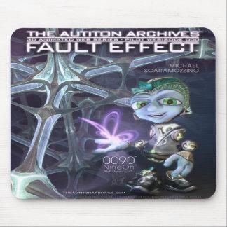 Fault Effect™ 0090™ Film Poster Mousepad