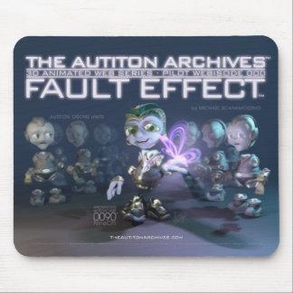 Fault Effect™ Autitons™ Mousepad