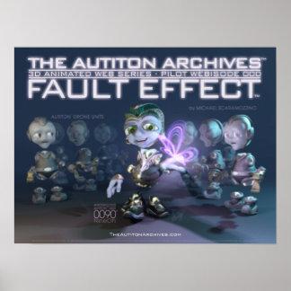 Fault Effect™ Film Poster Print