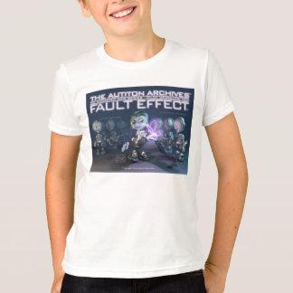 Fault Effect™ Kid's Ringer T-Shirts