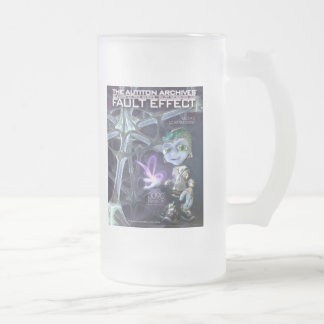 Fault Effect™ Movie Poster  Frosted Glass Mug