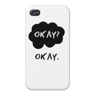 Fault In Our Stars Okay Phone Case