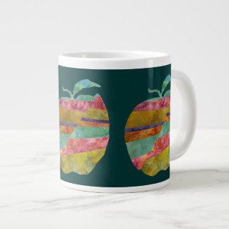 Fault-line Apple Large Coffee Mug