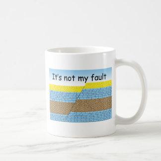 Fault Coffee Mugs