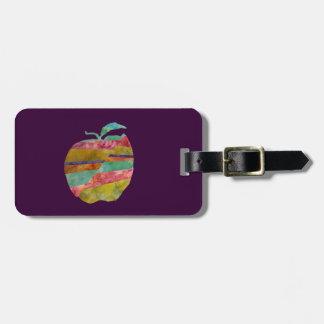 Faultline Apple Etiquetas Para Maletas
