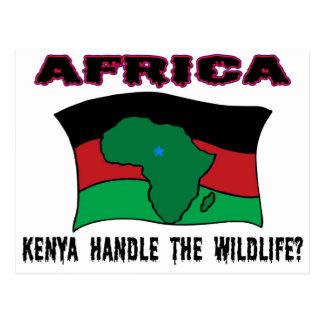 Fauna africana postal