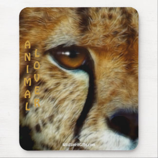 Fauna animal africana Mousepads del guepardo