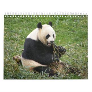 Fauna calendario de 15 meses