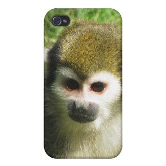 Fauna - caso de Iphone 4 del mono iPhone 4 Fundas