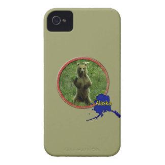 Fauna de Alaska Carcasa Para iPhone 4