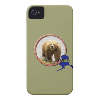 Fauna de Alaska Carcasa Para iPhone 4 De Case-Mate