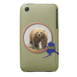 Fauna de Alaska Funda Bareyly There Para iPhone 3 De Case-Mate