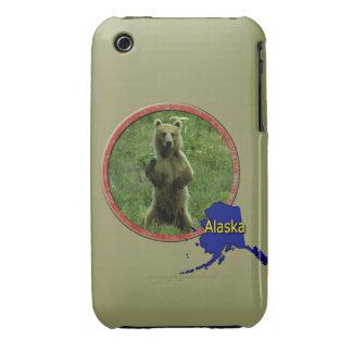 Fauna de Alaska Funda Para iPhone 3