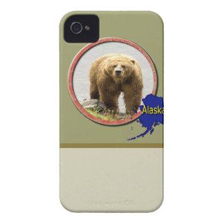 Fauna de Alaska Funda Para iPhone 4