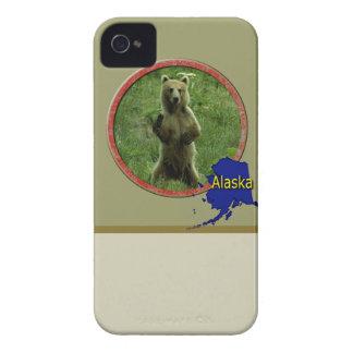 Fauna de Alaska Funda Para iPhone 4 De Case-Mate