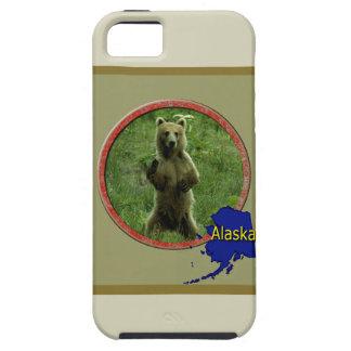 Fauna de Alaska Funda Para iPhone SE/5/5s