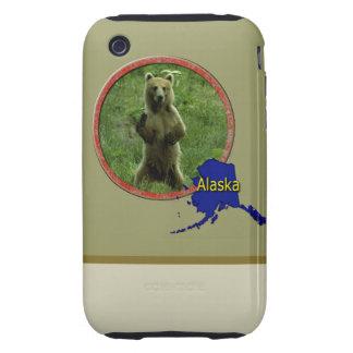 Fauna de Alaska Funda Though Para iPhone 3