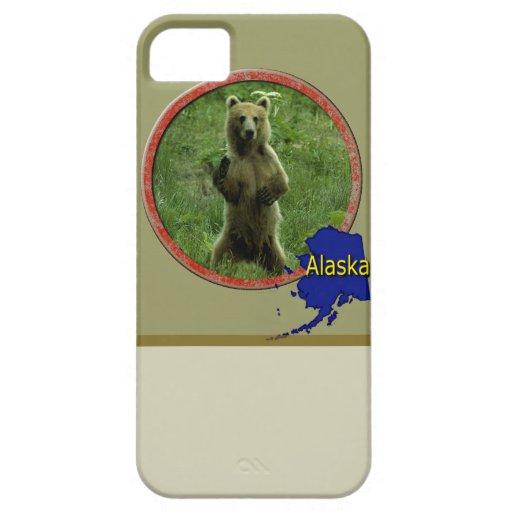 Fauna de Alaska iPhone 5 Fundas