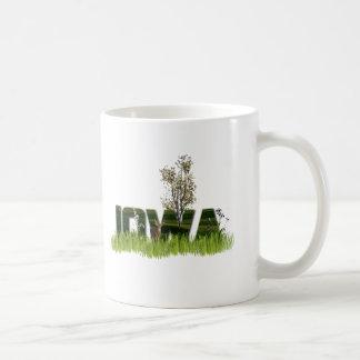 Fauna de Iowa Taza