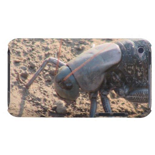 Fauna de los insectos de los arácnidos de los inse barely there iPod coberturas