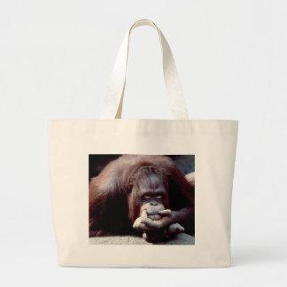Fauna fijada - primates 10 bolsa de mano