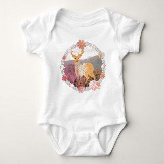 Fauna & Flora Baby Bodysuit