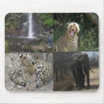 Fauna Mousepad de África Tapete De Ratones