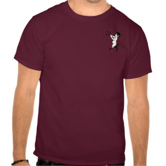 Fauno joven con la flauta doble Clr Camisetas