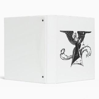 Faust 026 3 ring binder