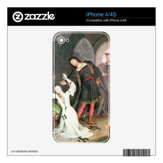 Faust, 1828 (ink and w/c) skins for iPhone 4