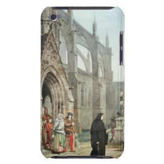 Faust and Marguerite, 1857 (w/c on paper) Barely There iPod Cases