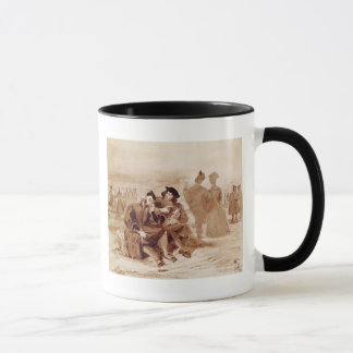 Faust and Wagner in conversation in Mug