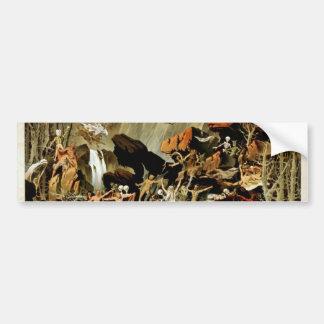 Faust, by 'Lewis Morrison's', The Broken Vintage T Bumper Stickers