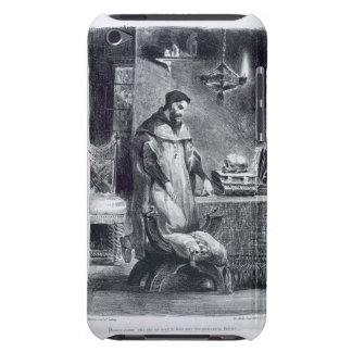 Faust in his Study, from Goethe's Faust, 1828, (il Barely There iPod Cover