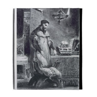 Faust in his Study, from Goethe's Faust, 1828, (il iPad Folio Covers