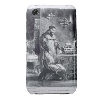 Faust in his Study, from Goethe's Faust, 1828, (il iPhone 3 Case