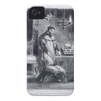 Faust in his Study, from Goethe's Faust, 1828, (il iPhone 4 Case