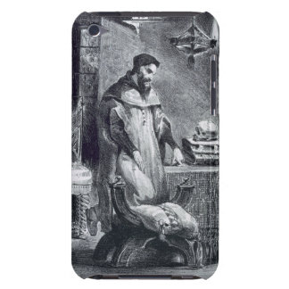 Faust in his Study, from Goethe's Faust, 1828, (il iPod Case-Mate Case