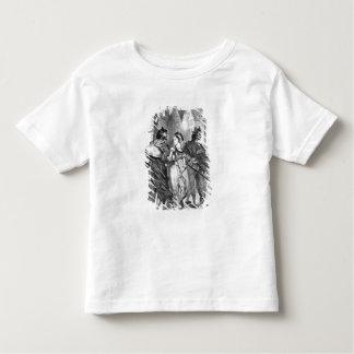 Faust meeting Marguerite Toddler T-shirt