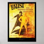 Faust Restored Adaptation Póster