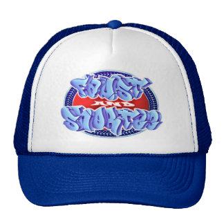 FAUST & SHORTEE GRAF LOGO_Classic Trucker Hat