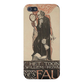 Faustian Phone Cover For iPhone SE/5/5s