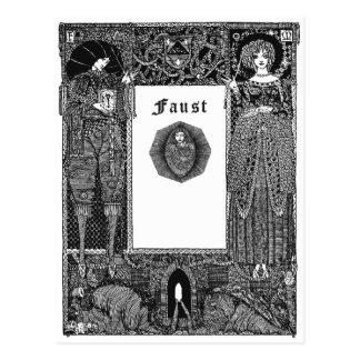 Fausto 001 postal