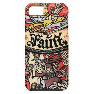 Fausto 1926 iPhone 5 Case-Mate carcasas