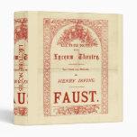 Fausto de Henry Irving