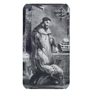 Fausto en su estudio de Fausto de Goethe 1828 Barely There iPod Carcasa