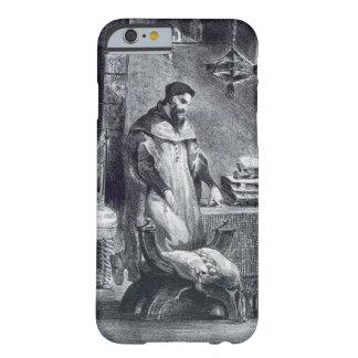 Fausto en su estudio, de Fausto de Goethe, 1828, Funda Barely There iPhone 6