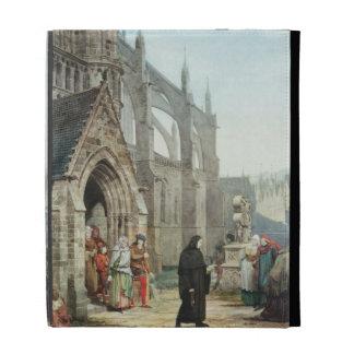 Fausto y margarita 1857 w c en el papel