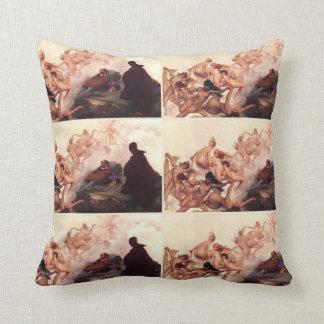 Fausts Dream American MoJo Pillow