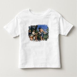 Faustulus entrusting Romulus and Remus Toddler T-shirt